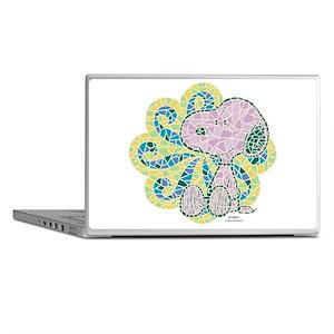 Snoopy Mosaic Laptop Skins