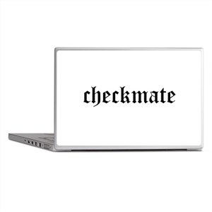 Checkmate Laptop Skins