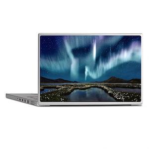 Northern Lights Laptop Skins