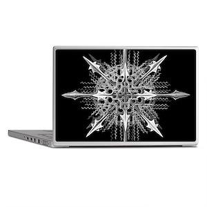 Symmetry, a Diatom by Ernst Haeckel Laptop Skins