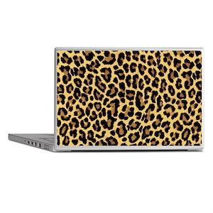 Leopard/Cheetah Print Laptop Skins