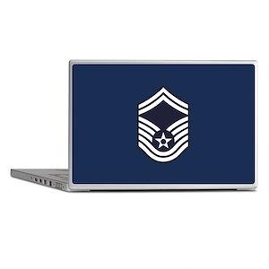 USAF: SMSgt E-8 (Blue) Laptop Skins
