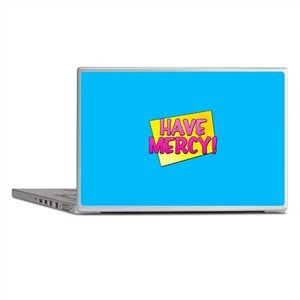 Have Mercy! Laptop Skins