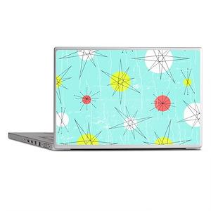 Atomic Era Art Laptop Skins