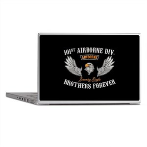 101st Airborne Brothers Laptop Skins