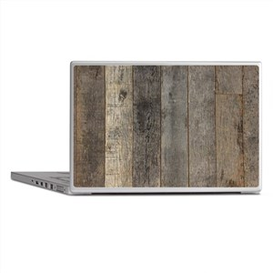 country farmhouse barn wood Laptop Skins