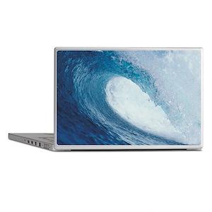 OCEAN WAVE 2 Laptop Skins