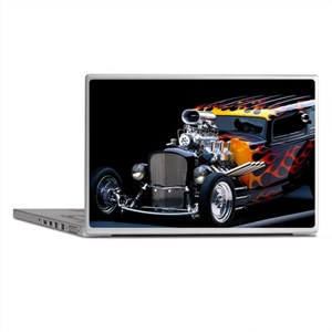 Hot Rod Laptop Skins