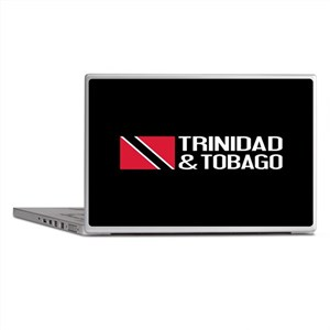 Trinidad & Tobago Flag Laptop Skins
