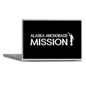 Alaska, Anchorage Mission (Moroni) Laptop Skins