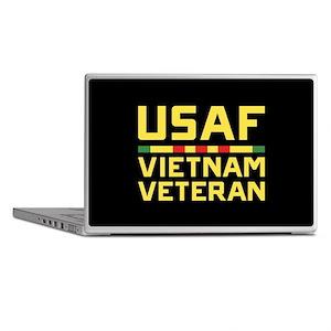 USAF Vietnam Veteran Laptop Skins