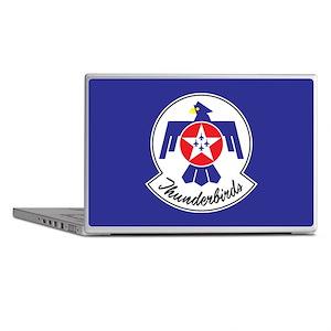 USAF Thunderbirds Emblem Laptop Skins