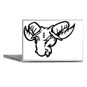 ARNG-127th-Infantry-B-Co-Black-Sheep- Laptop Skins