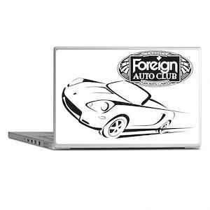 Foreign Auto Club - Japanese Icon 2c Laptop Skins