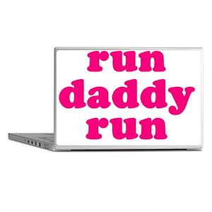 rundadyrun_pink Laptop Skins