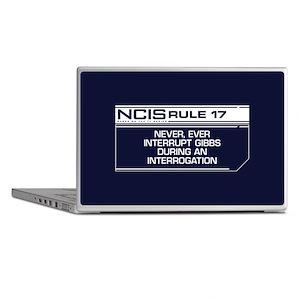 NCIS Rule #17 Laptop Skins