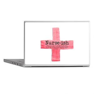 Nurse ish Student Nurse Laptop Skins