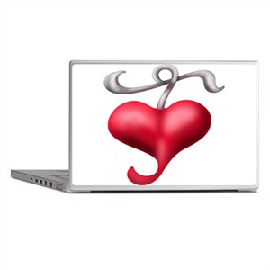 Have A Heart Laptop Skins