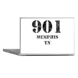 901 Memphis TN Laptop Skins
