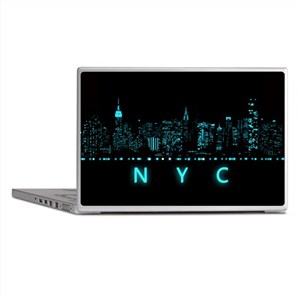 Digital Cityscape: New York City, New Laptop Skins