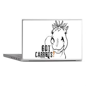 GotCarrots1 Laptop Skins