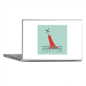 Float On Laptop Skins