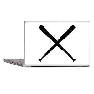 Baseball Bats Laptop Skins
