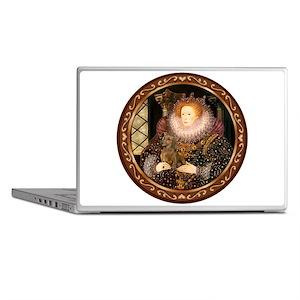 Queen / Dachshund #1 Laptop Skins