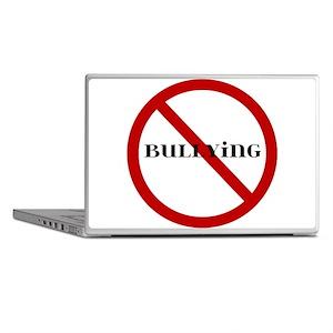 No Bullying Laptop Skins