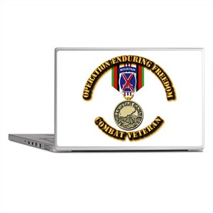 Operation Enduring Freedom - 10th Mtn Laptop Skins
