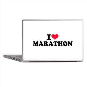 I love Marathon Laptop Skins