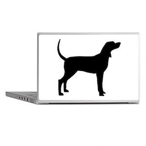 Coonhound Dog (#2) Laptop Skins