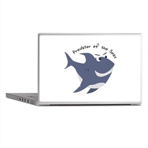 Predator Of The Seas Laptop Skins