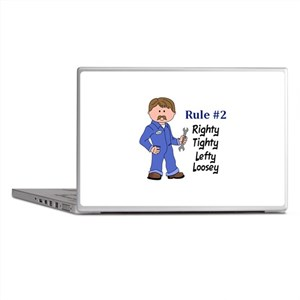 RIGHTY TIGHTY Laptop Skins