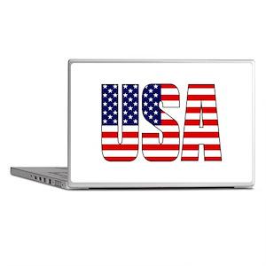 USA Flag Laptop Skins