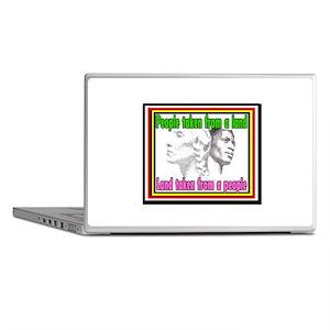 Black American Native American Laptop Skins
