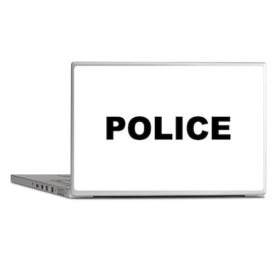 Police Laptop Skins by Dustin's Law Enforcement Shop