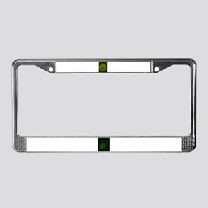 Pepitas popart License Plate Frame