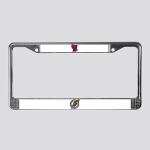 Cleveland Steamer License Plate Frame