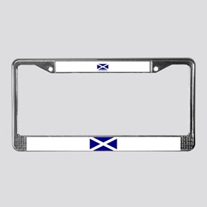 """Scotland"" License Plate Frame"