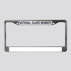 Weekend Warrior License Plate Frame