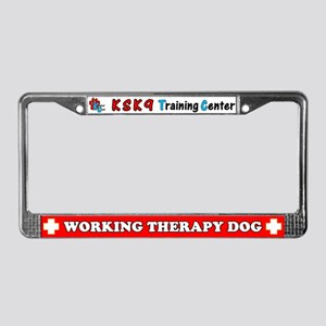 Kindred Souls, License Plate Frame