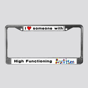 High functionging License Plate Frame