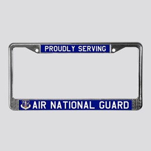 ANG License Plate Frame