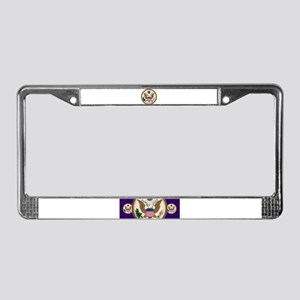 Presidents Seal License Plate Frame