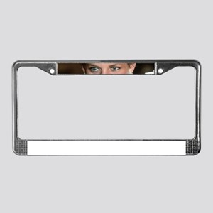 Stunning! HRH Princess Diana License Plate Frame