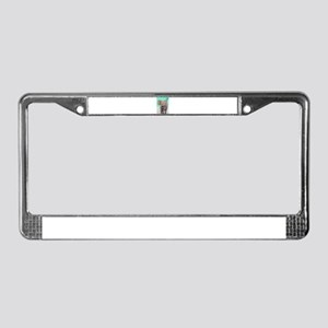 Baby Elephant License Plate Frame