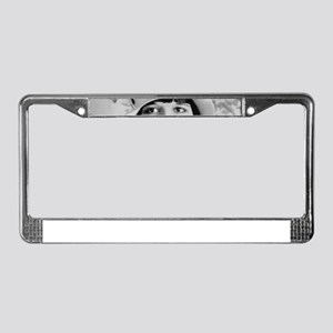 louise brooks silent movie sta License Plate Frame
