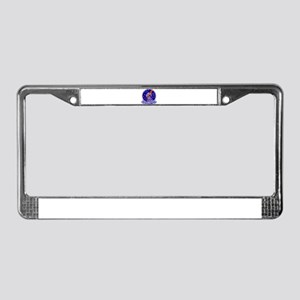 VA-176 License Plate Frame