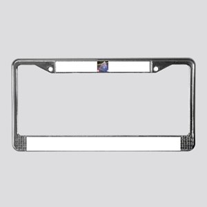 fourth-dimension-space License Plate Frame